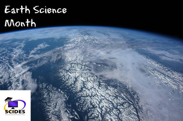 April is Earth Science Month at SCIDES
