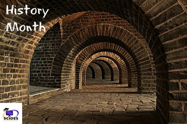 February is History Month at SCIDES!