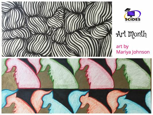 May is Art Month at SCIDES